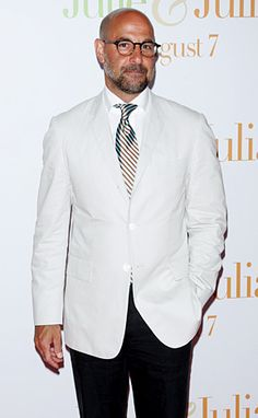 Stanley Tucci, I just love this guy.