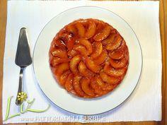 #tatin alle #pesche e #anice - Peach cake