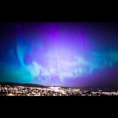 aurora borealis | ... /Landscape/Skies/Aurora-Borealis-over-Trondheim-Norway-a20791924.jpg