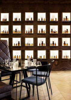Apotek (Reykjavik, Iceland), Europe Restaurant | Restaurant & Bar Design Awards