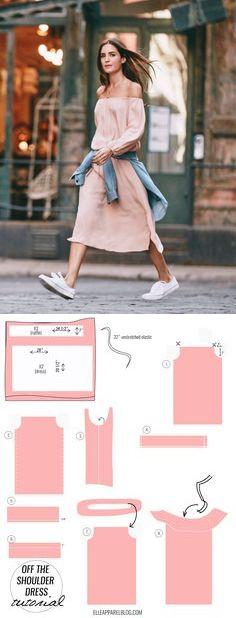 Dress sewing tutorial
