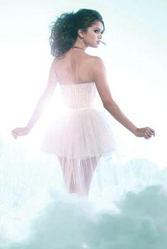 The Selena Gomex 2 Level Tutu  avail at TutusForWomen.com