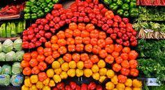 59 cibi sani e i loro nutrienti spiegati in un'Infografica