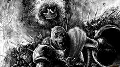 Fantasy Skeleton Warriors Artwork