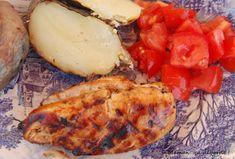 Marinade pour poulet au barbecue
