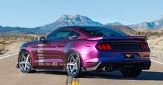 Chameleon 2015 Ford Mustang GT | Awesome Video