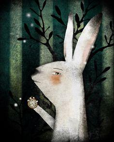 The White Rabbit - Anne-Julie Aubry
