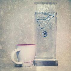 aquí está nuestro premio desayunando café de #comerciojusto..muy contentos y agradecidos #ExcelenciaTFE20 @fifedetfe