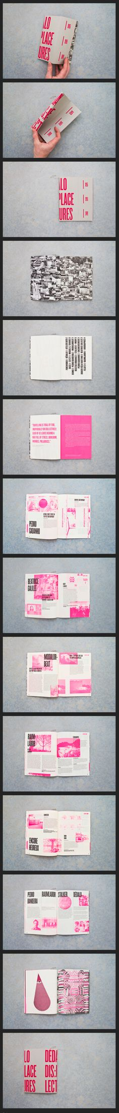 Dédalo Lectures - Joao Santos The Catalog is featured on Archizines Graphic Design Layouts, Brochure Design, Graphic Design Inspiration, Typography Layout, Graphic Design Typography, Editorial Layout, Editorial Design, Glitch Art, Folders