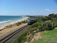 "'The Coaster""- Del Mar- San Diego, California"