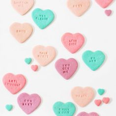 Take your Valentine cookies to the next level with a set of cookie imprinting stamps!