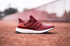 775eb7e74 adidas Unveils the UltraBOOST 3.0 in Red. Adidas Ultra Boost ShoesSneaker  ...
