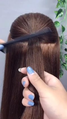 🌟Access all the Hairstyles: - Hairstyles for wedding guests - Beautiful hairstyles for school - Easy Hair Style for Long Hair - Party Hairstyles - Hairstyles tutorials for girls - Hairstyles tutorials compilation - Hairstyles for short hair - Bea Pretty Hairstyles, Girl Hairstyles, Braided Hairstyles, Bridesmaid Hairstyles, Hairstyles 2018, Hair Upstyles, Long Hair Video, Hairstyles For School, Hair Videos