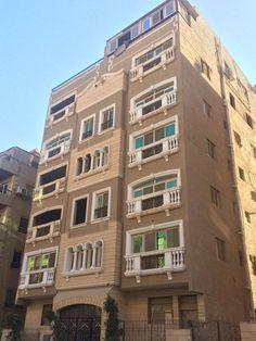 شقة 170م سوبر لوكس من أرقي شوارع في المعراج العلوي