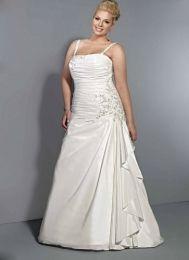 Private Label Signature Plus Wedding Dresses - Style 3357