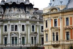 Cluj-Napoca / Romania This photo says clearly Why this city is the most beautiful, the prettiest and why I'm so so so in love with it Places To Travel, Places To Visit, Vintage Architecture, Beautiful Places In The World, Macedonia, Eastern Europe, Montenegro, Croatia, Greece