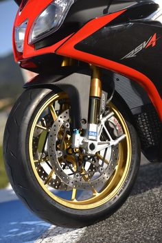 #Aprilia #RSV4 #Factory ABS in Estoril #race track for the #2013 #press #event - #sport #motorbike #motorcycle #passion