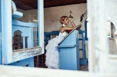 Photo: Martin Strauss  Designer: Eleni Konti  H&M: Ivana zoric