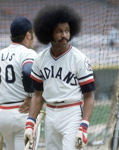 Oscar Gamble - Cleveland Indians