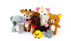 Venez découvrir notre gamme art du fil - Graine Créative Art Du Fil, Kawaii, Tweety, Teddy Bear, Crochet, Toys, Instagram, Animals, Fictional Characters
