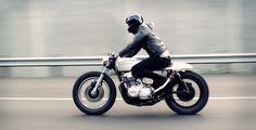 Honda CB750 custom.