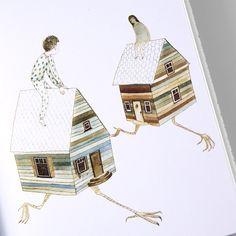 Milk Teeth ILLUSTRATOR Julie Morstad PUBLISHER Drawn and Quarterly.
