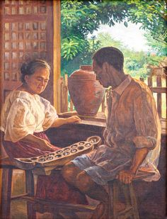 View Sungkaan by Jorge Pineda on artnet. Browse upcoming and past auction lots by Jorge Pineda. Filipino Art, Filipino Culture, Filipino House, Traditional Paintings, Traditional Art, Philippine Flag Wallpaper, Cultura Filipina, Sampaguita, Filipino Fashion
