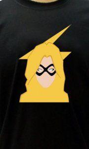 Camiseta Miss Marvel - Camisetas Personalizadas, Engraçadas e Criativas