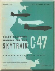 Northrop P Aircraft Pilot Training Manual  Aircraft Reports