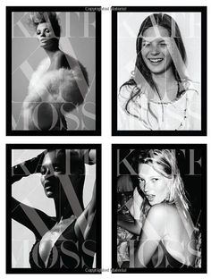 Kate: The Kate Moss Book by Kate Moss. $53.55. 448 pages. Publisher: Rizzoli (November 6, 2012)