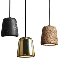 Material Pendant Light - A+R Store