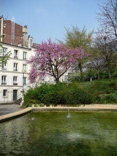 Menilmontant, Parc de Belleville, Paris XX