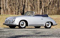 1955 Porsche 356 Continental Cabriolet - Gooding & Company, Brian Henniker