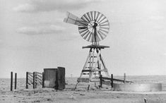 """Currie"" windmill pumping water for livestock in Lincoln County, Colorado Old Windmills, Great Plains, Wind Turbine, Kansas, Colorado, Pumping, Livestock, Lincoln, Water"