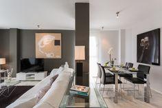 SANTORINI APARTMENT | Disfruta de un apartamento ambientado con una decoración exquisita a partir de una gran diversidad de estilos de interiorismo. #ibiza #luxury #ibizaluxury #apartments