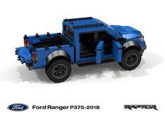 Amg Logo, Ford Ranger Raptor, Brick Loft, Lego Stuff, Lego Brick, Lego Creations, Legos, Cars, Photos