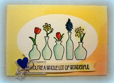 Another Chance to Stamp: STAMPIN' UP! WATERCOLOR WONDER