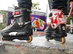 mi old skate's