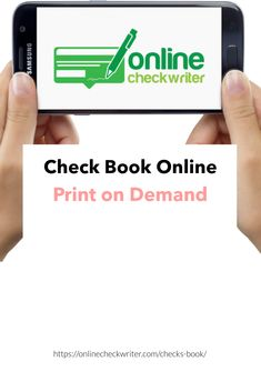 No more order checks books / check book register. Get blank check paper. Print checks online on demand. Cost fraction and never run out checks. Check Printing, Online Printing, Order Checks Online, Checkbook Register, Writing Software, Check Email, Register Online, Simple Website, Business Checks