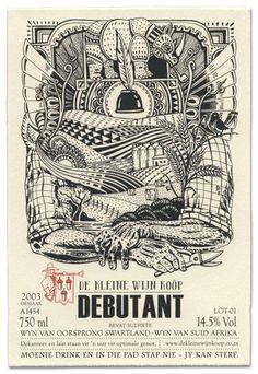 Debutant by Fanakalo , via Behance