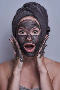 Looking for ultimate homemade skin care recipes? I'm sharing my list of homemade skin care recipes that have helped inspire and guide me through the years Charcoal Face Pack, Charcoal Mask, Haut Routine, Best Face Serum, Clay Face Mask, Face Masks, The Face, Clay Faces, Get Rid Of Blackheads