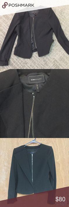 WEEKEND SALE BCBG Max Azria Black Jacket Size S Great jacket, great condition. BCBGMaxAzria Jackets & Coats