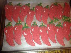 Carolyn's pepper cookies