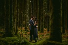 You'll fall in love with this  Golden Ears Provincial Park Engagement Shoot from Dallas & Sabrina