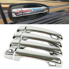 Accessories door handle cover Car door bowl pull chrome car-styling Exterior trim For 2016 Toyota Land Cruiser 200 products. Yesterday's price: US $13.12 (10.84 EUR). Today's price: US $13.12 (10.86 EUR). Discount: 18%.