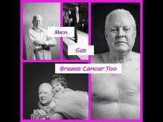 Men Get Breast Cancer Too - CancerIS Medical Minute - YouTube