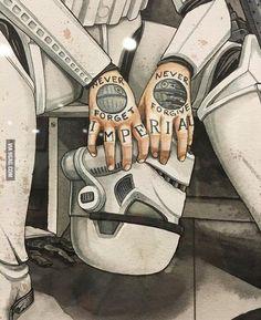 Star Wars - Never forget, never forgive Star Wars Fan Art, Images Star Wars, Star Wars Pictures, Star Wars Brasil, Rebel Scum, Cyberpunk, Darth Vader, Star Wars Tattoo, Death Star Tattoo
