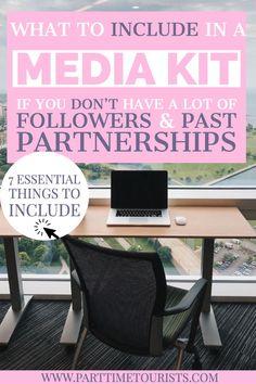 Make Money Blogging, Way To Make Money, Blogging Ideas, Marketing Goals, Business Marketing, Media Kit Template, Influencer Marketing, Making Ideas, Social Media