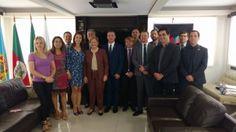 O Sindicato dos Policiais Federais do RS – SINPEF/RS e o Sindicato dos Policiais Rodoviários Federais do RS – SINPRF/RS, prestaram uma homenagem ontem, 12, na sede do SINPEF/RS, à Senadora Ana Amélia  ...