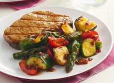 Spicy Chipotle Grilled Vegetables Recipe